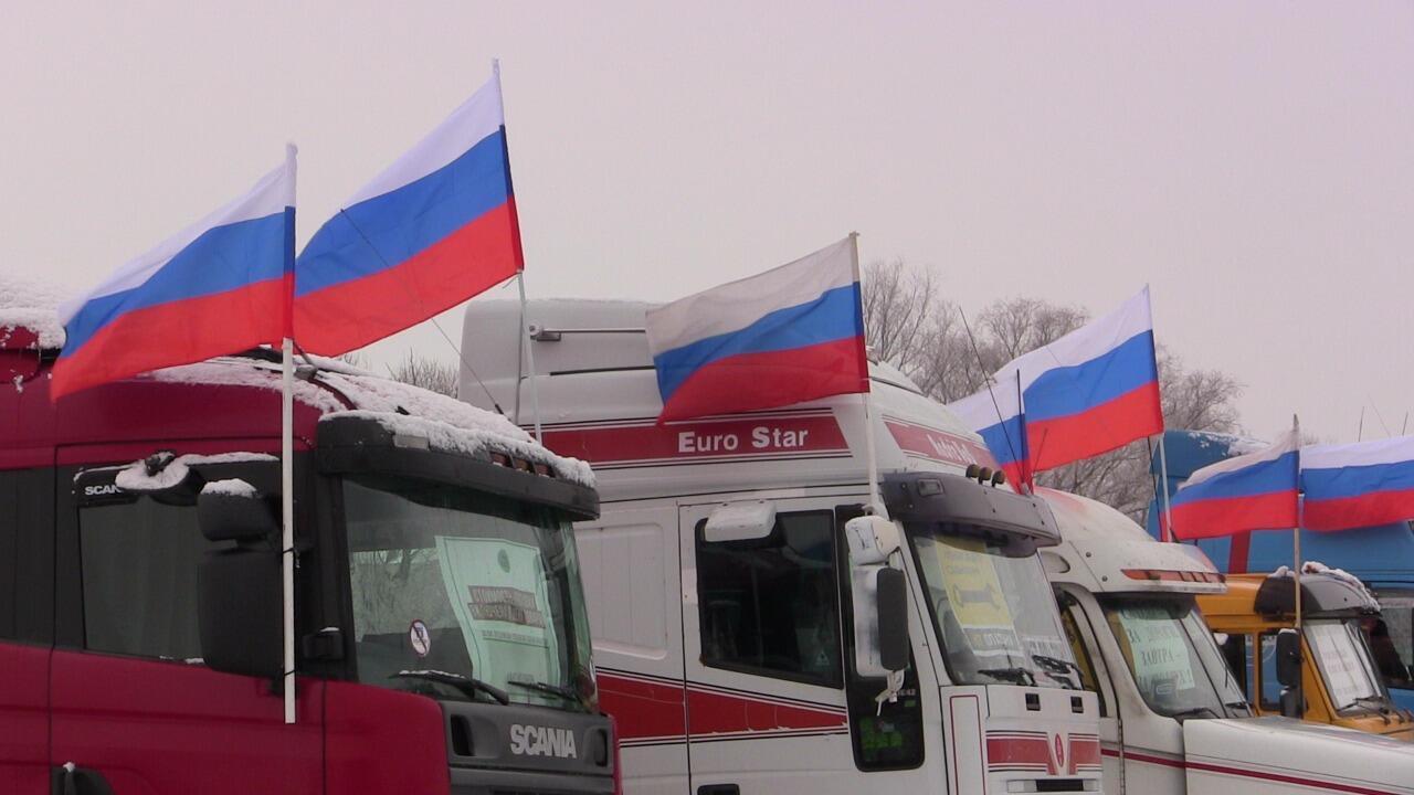 Фото «Стоячей забастовки» с 20.02.2016 по 01.03.2016 в Рязани