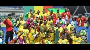 Mabingwa wa soka barani Afrika kwa wachezaji wasiozidi miaka 17