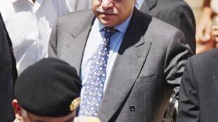 Aoun Khassawneh, le nouveau Premier ministre jordanien.