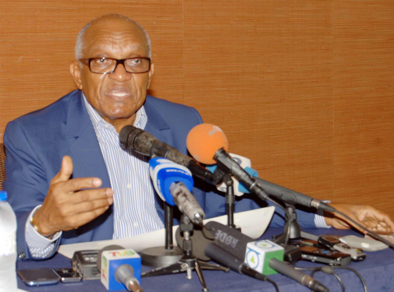 Miguel Trovoada, o novo representante da ONU na Guiné-Bissau