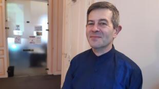 Dr Éric Tardieu Directeur Général de l'Office International de l'Eau