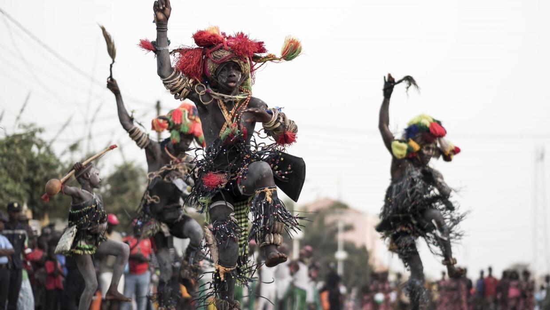 Festivités du carnaval à Bissau malgré la crise post-électorale