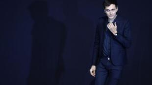 Бывший креативный директор Saint Laurent Paris Эди Слиман