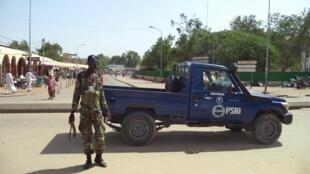 Ofisi kikosi cha kimataifa kitakachopambana dhidi ya Boko Haram ziko katika mji mkuu wa Chad, N'Djamena.