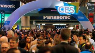 Инновационная выставка Consumer Electronics Show (CES) прошла в Лас-Вегасе с 5 по 8 января 2017 г.