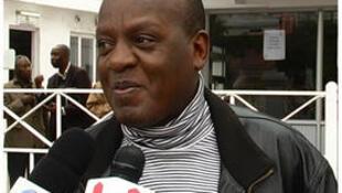 David Simango, presidente Câmara Municipal de Maputo