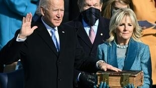 USA_Biden Investiture