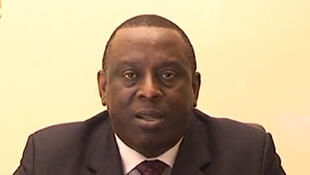 Cheik Tidiane Gadio, ancien ministre des Affaires étrangères du Sénégal.