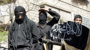 Djihadistes syriens.
