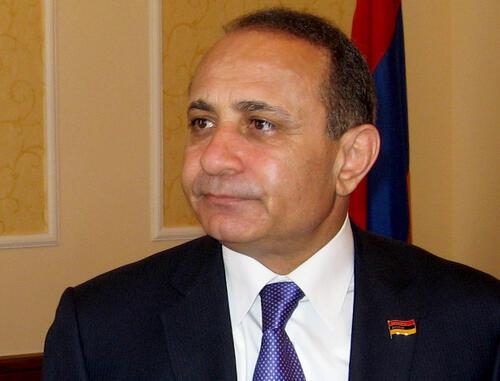 Овик Абрамян - новый премьер-министр Армении