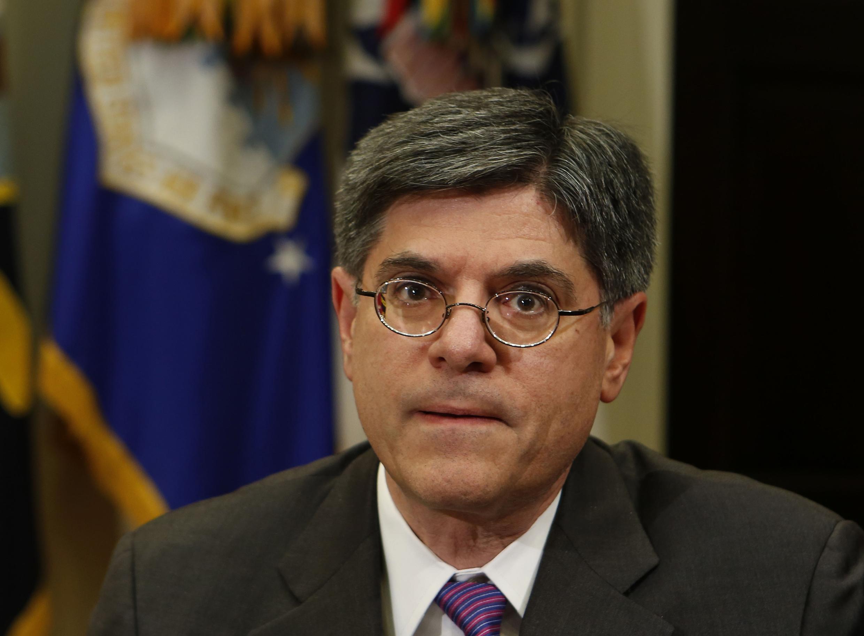 Министр финансов США Джейкоб Лью