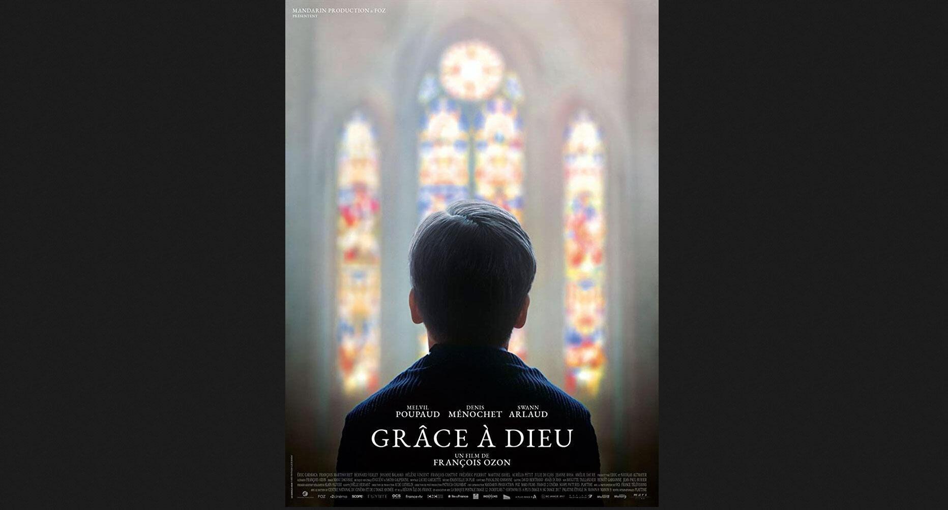 《感謝上帝》一片揭露神職人員性侵造成的傷害