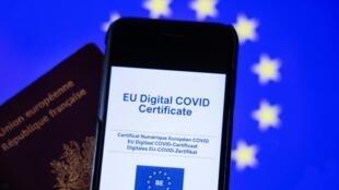 Passaporte Covid