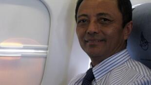 L'ancien président malgache Marc Ravalomanana.