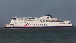 Un desnavires de SeaFrance