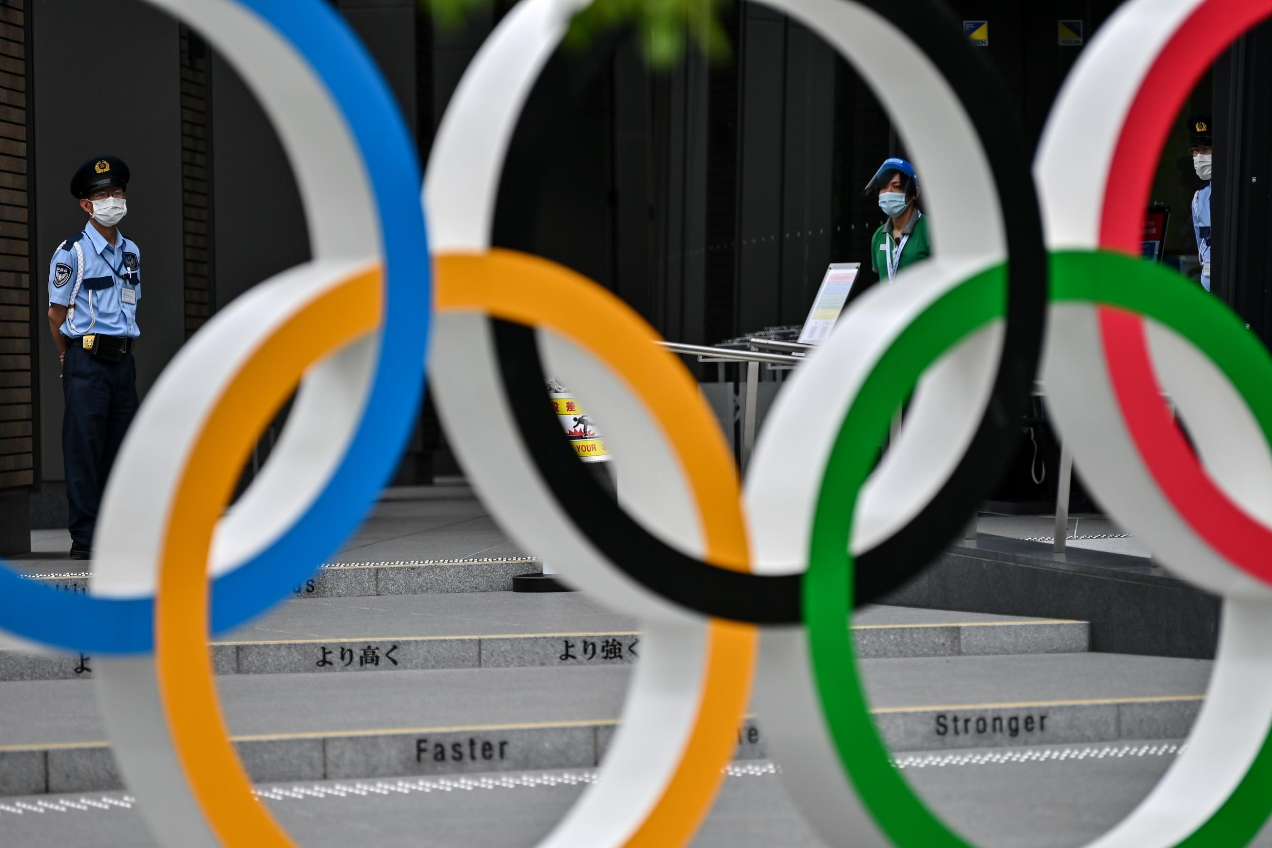 The Tokyo 2020 Games were postponed earlier this year as the scale of the coronavirus pandemic became clear