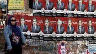 در تابستان ٢٠١٢ محمد مرسی طی انتخاباتی آزاد، به ریاست جمهوری مصر رسید