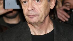 Писатель Пьер Леметр получил Гонкуровскую премию в 2013 году