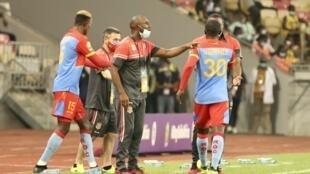 Le sélectionneur Florent Ibenge et les Léopards ont gagné le derby congolais dans des conditions particulières.
