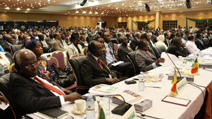 The AU summit