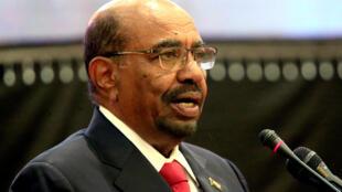 Le président soudanais Omar el-Béchir (illustration).