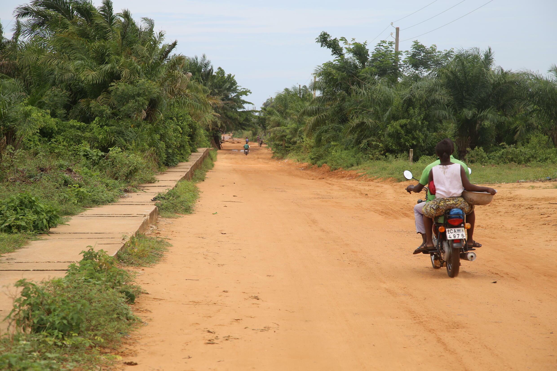 Route de l'esclave