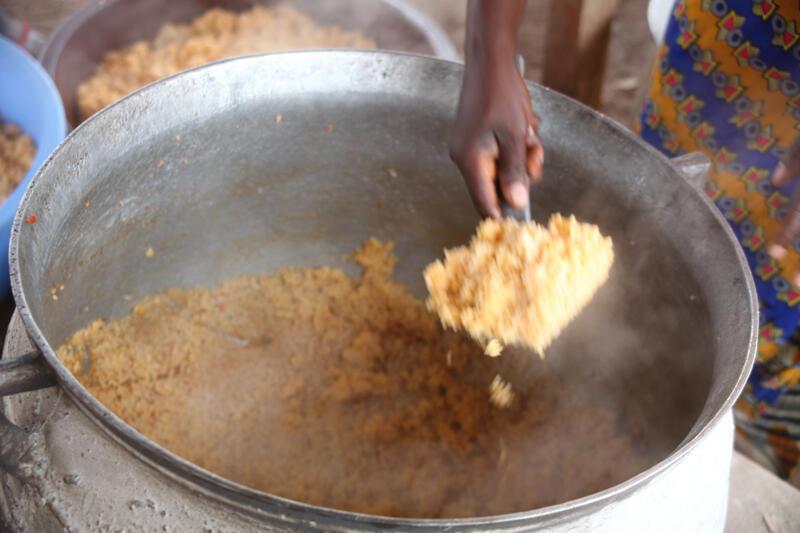 Programa Alimentar Mundial vai reforçar o apoio financeiro a São Tomé e Príncipe, pretendendo abranger além das crianças escolarizadas, as que estão fora do sistema escolar.