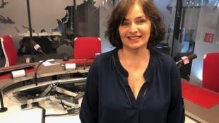 Kátia Adler, diretora do Festival de Cinema brasileiro de Paris