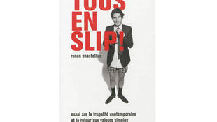 Couverture de « Tous en slip » de Ronan Chastelier aux éditions du Moment.