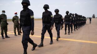 000_9EK278 Rwanda militaires Mozambique attaques Cabo Delgado