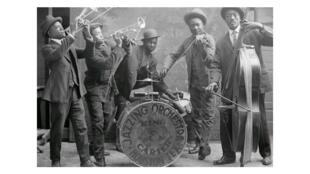 Jazz Orchestra 1921.
