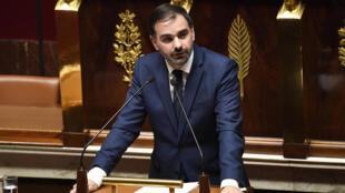 Laurent Saint-Martin - député  val-de-Marne LaRem