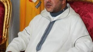 Mohammed VI, le 16 juillet 2013 à Rabat.