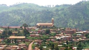 Kanisa Kuu la Kumbo, kaskazini magharibi mwa Cameroon.