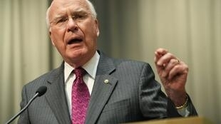 Le sénateur américain Patrick Leahy en décembre 2010.