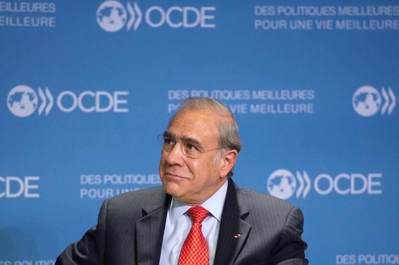 Ángel Gurría, secretário Geral da OCDE.