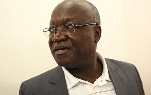 Aimé Tchabouré Gogué, canbdidat de l'Alliance des démocrates pour le développement intégral au Togo.