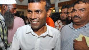 La semaine dernière, Mohamed Nasheed avait exprimé sa crainte d'être arrêté.
