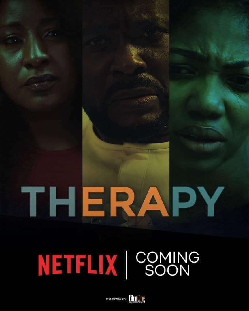 Therapy Cameroon anglophone Netflix
