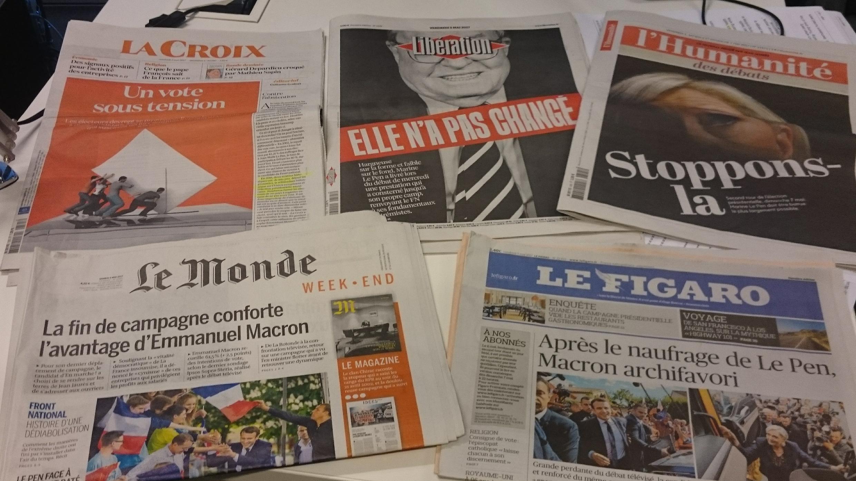 Diários franceses 05 .05.2017