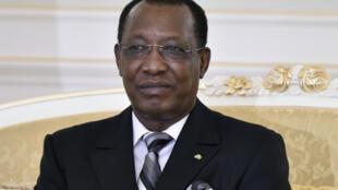 Le président du Tchad, Idriss Deby, le 22 novembre 2014.