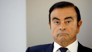 Carlos Ghosn, le 3 octobre 2018 à Paris.