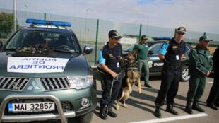 """گارد کنترل مرزی اتحادیه اروپا به نام """"آژانس اروپایی کنترل مرزی"""" از امروز پنجشنبه ۱۵ مهر/ ۶ اکتبر ٢٠۱۶ رسماً کار خود را آغاز کرد."""