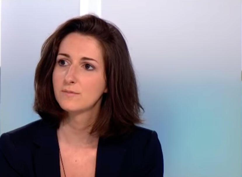 Lucile Dufour, porta-voz da Rede Ação Clima.
