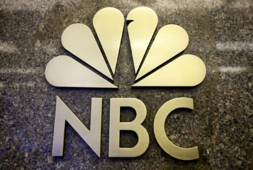 Le logo de la chaine américaine NBC