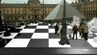 Международный турнир по шахматам пройдет в саду Тюильри