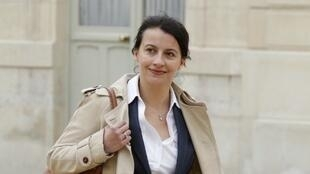 France's Housing Minister Cécile Duflot.