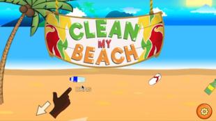 Le jeu vidéo «Clean my Beach» est disponnible sur Android et iOS.