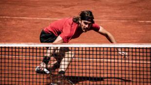 Stefanos Tsitsipas is ready for Roland Garros