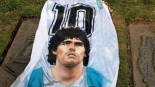 Bandeiras Maradona